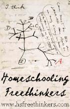 Homeschooling Freethinkers