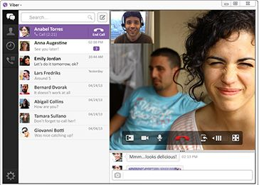 Viber Launched Desktop App with Video Calling