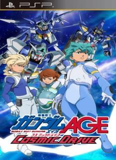 Download Kidou Senshi Gundam AGE: Cosmic Drive - PSP Game Billionuploads/180upload/Upafile Link
