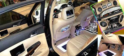 Modified Honda Accord coolest