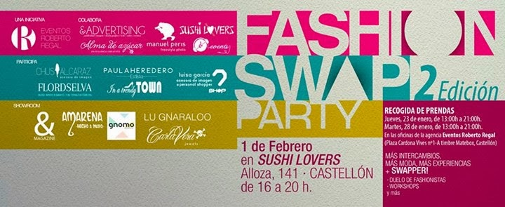 Fashion Swap Party