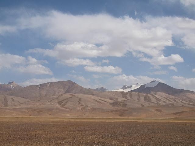 Town of Mugrab, Tajikistan