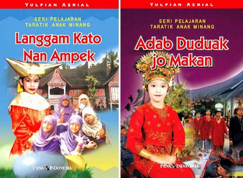 Seri Pelajaran Taratik Anak Minang