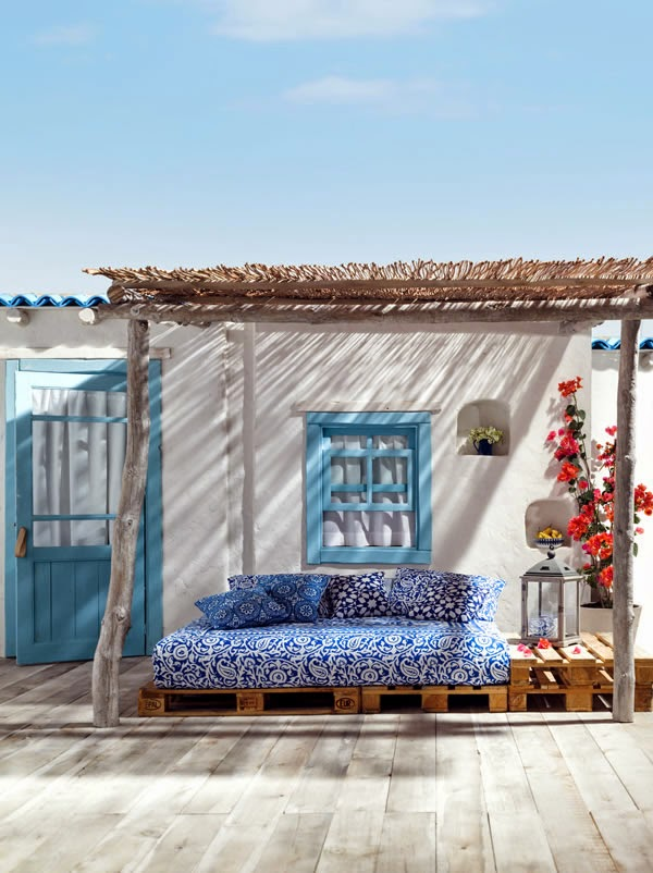 [Decotips] Dale un toque Mediterr�neo a tu hogar