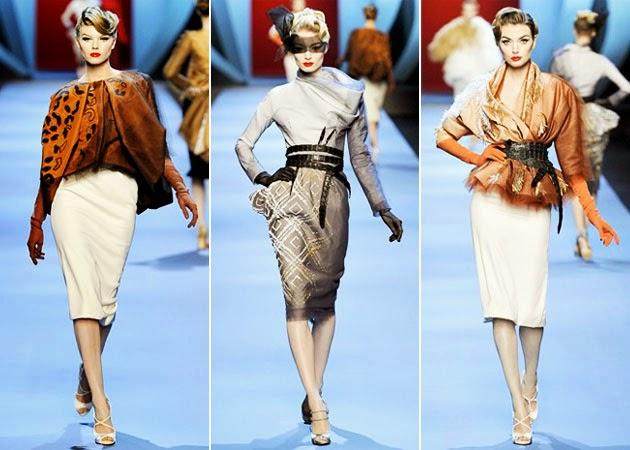 Dior - painel de inspiração