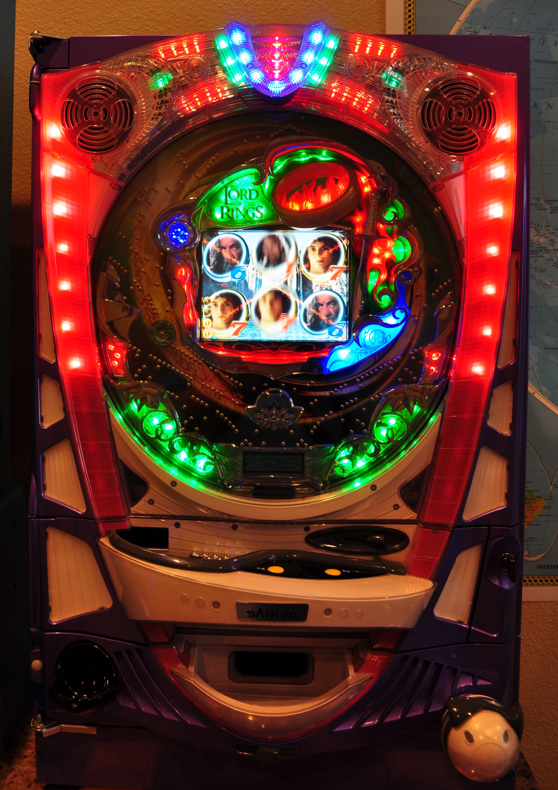 game pachinko