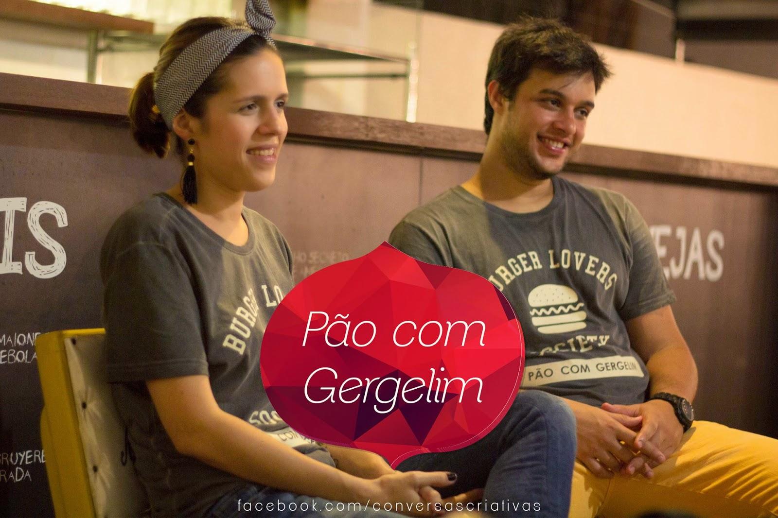 Conversas Criativas Pão com Gergelim