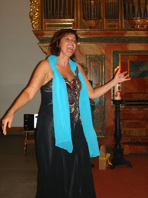 Andrea Viaricci, Bodenseeforum, Gesang,