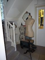 old mannequins...