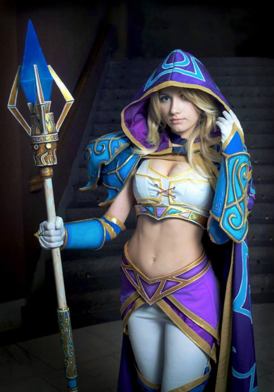 Sexy world of warcraft jaina prachtmeer hentai naked videos