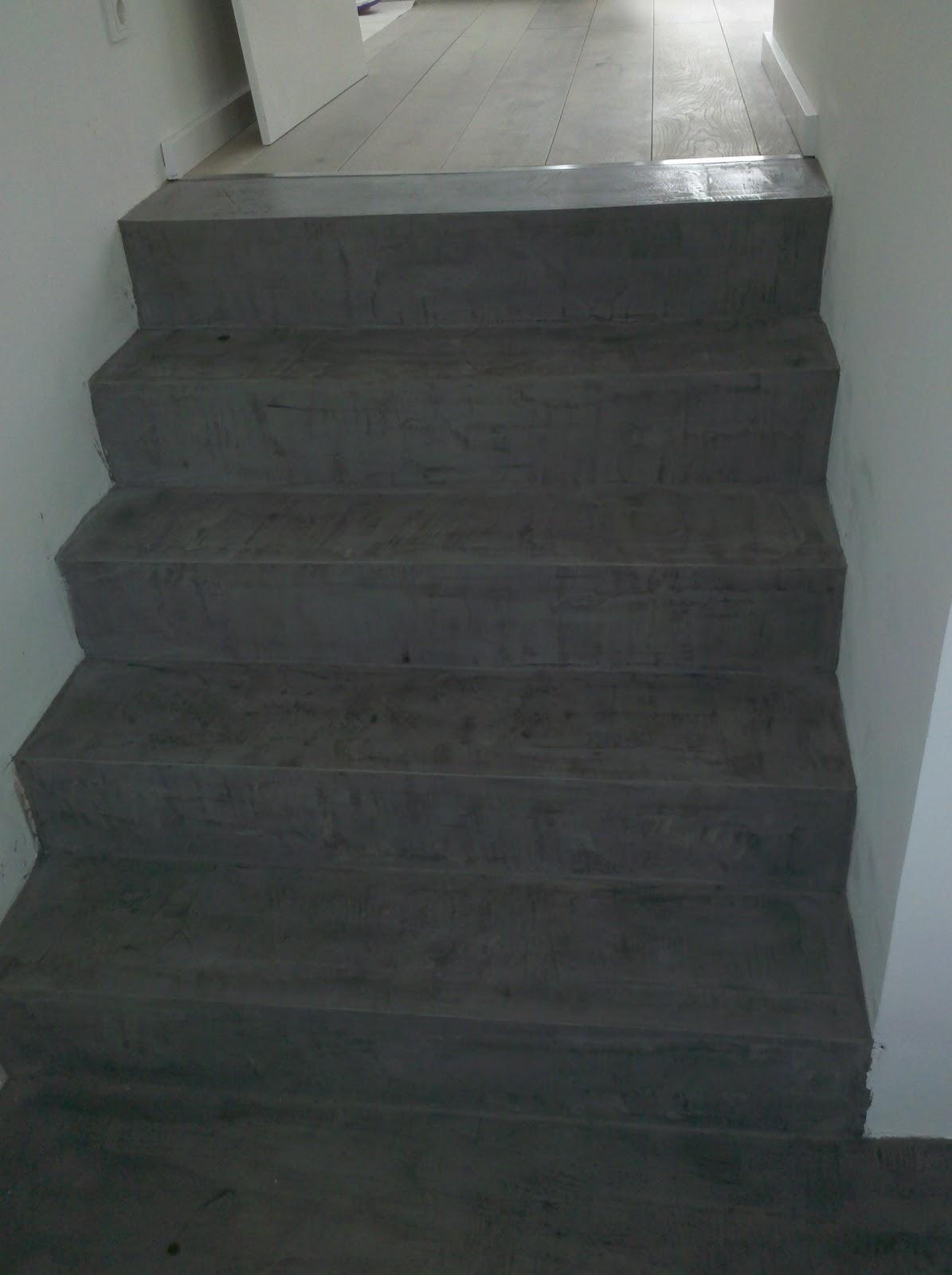 wand wohndesign beton cire beton floor treppenbeschichtung in betonoptik. Black Bedroom Furniture Sets. Home Design Ideas