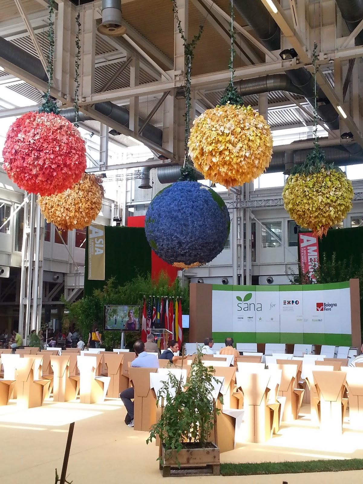sana 2014 - salone internazionale del biologico