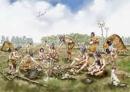 the impacts of hunting and gathering in the paleolithic period The ancient hunter-gatherers lived in small groups, normally of about ten or  twelve  the impact of the hunter-gatherer lifestyle on the environment was far  less.