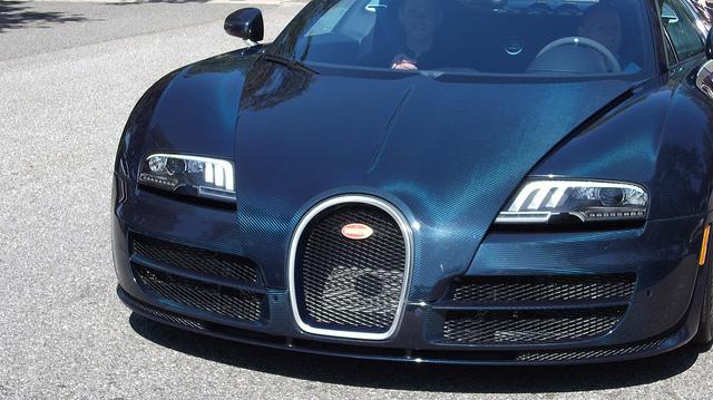 Bugatti Veyron SuperSport Confirmed Top Speed