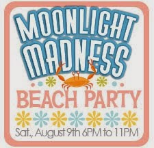 Moonlight Madness Beach Party