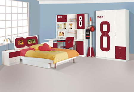 Kids Room Furniture Design