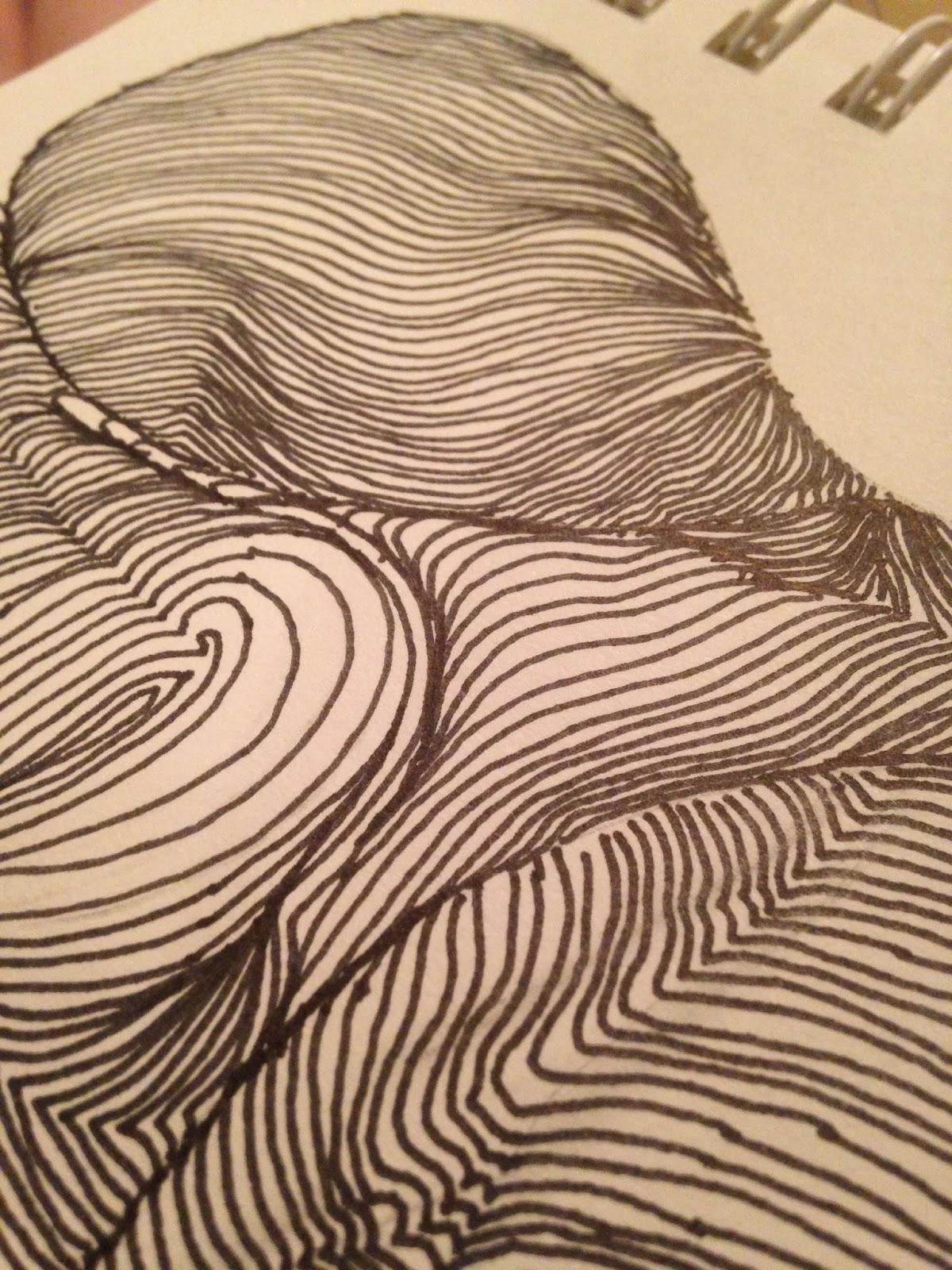 Galleries related zentangle patterns zentangle horse