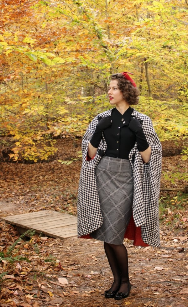 My Vintage Autumn #vintage #fashion #1960s #style
