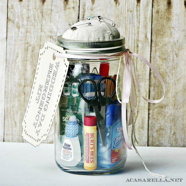Diy Mason Jar Wedding Ideas: 20 DIY Wedding Projects
