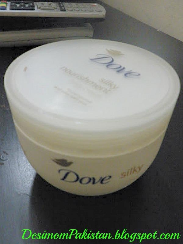 dove moisturizer
