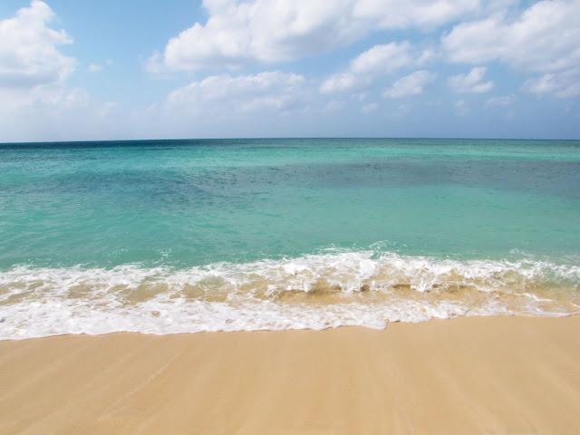 tropical island destination beach wedding grand cayman