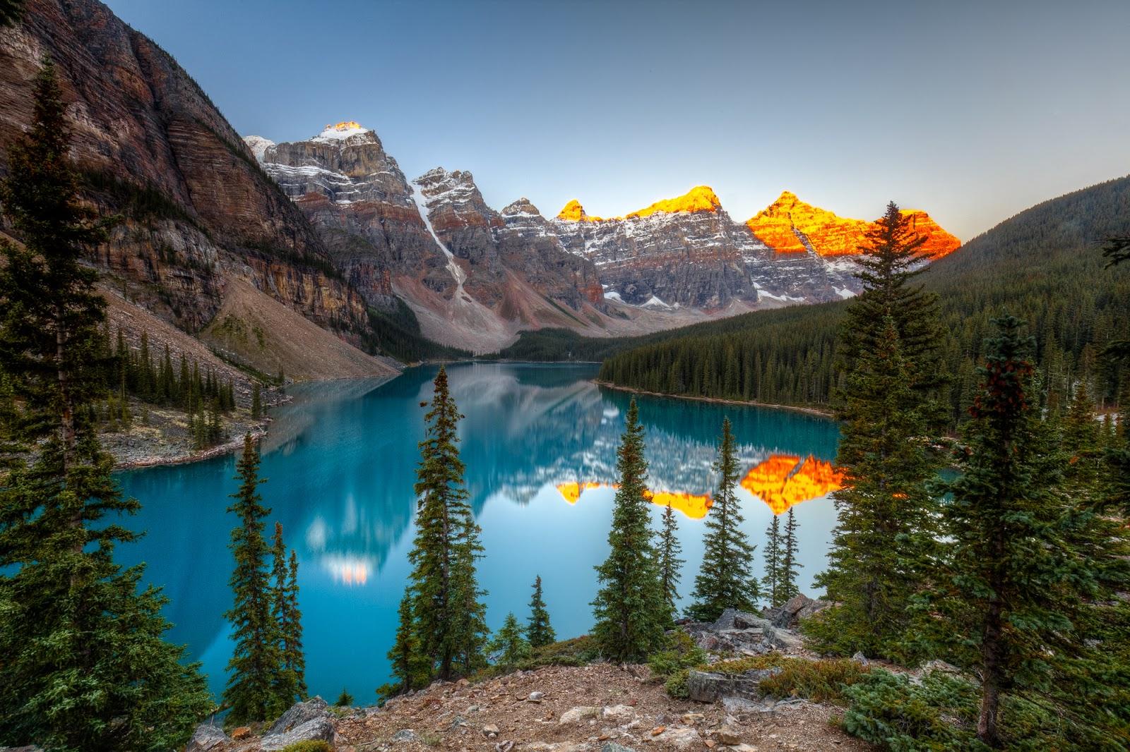 BANCO DE IMÁGENES: 20 paisajes naturales selecciones de