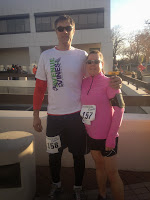 St. Joe's Fun Run 5k Jan 25, 2014