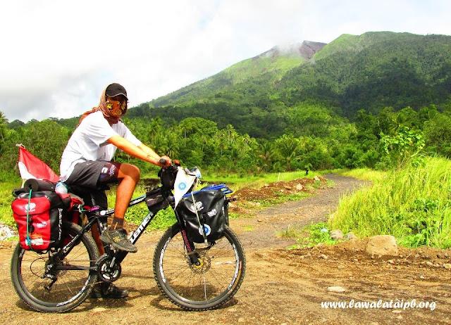Ekpedisi Nusantara dengan Sepeda
