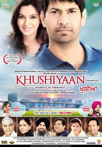 Khushiyaan 2011 Punjabi Movie Watch Online