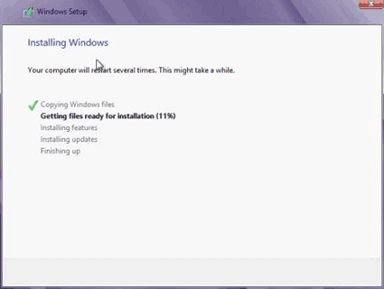 Cara Install Windows 8-12
