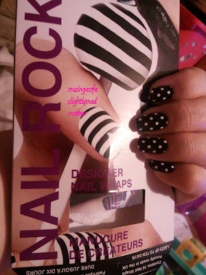 Nail Rock Nail Wraps   Musings of a slightly mad mother ― These have been