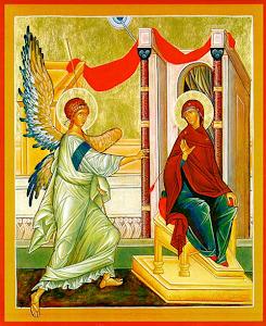 St Maria, Theotokos Tersuci