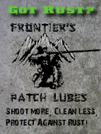 Frontier's Anti-Rust & Patch Lube