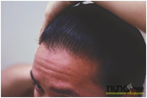 10. minyak rambut POMADE Admiral untuk hair style anda