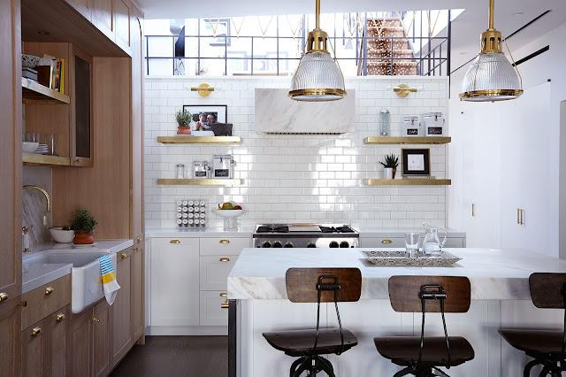 Una moderna cocina con aromas del pasado