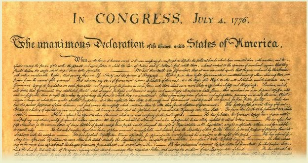 Cost of discipleship the declaration of independence we hold these truths to be self evident that all men are created equal that they are endowed by their creator with certain unalienable rights publicscrutiny Image collections