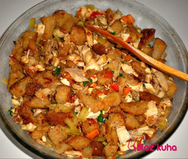 Kitchen Impossible 31 07: Piščančja Pita