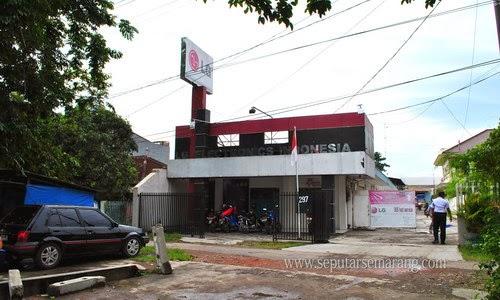 PT LG Electronics Indonesia Semarang Service center