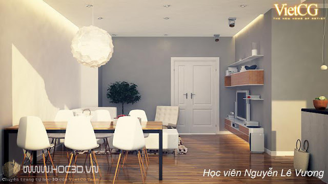 ac pham hoc vien 3d max | tác phẩm 3d | tác phẩm trong 3d max | tác phẩm học viên