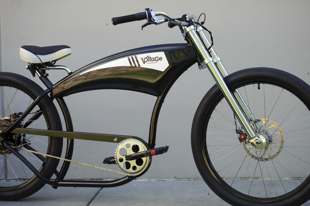 Voltage Cycles - custom e-bikes