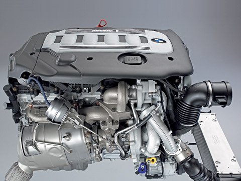 Chevy Motor on Bmw X5 Engine