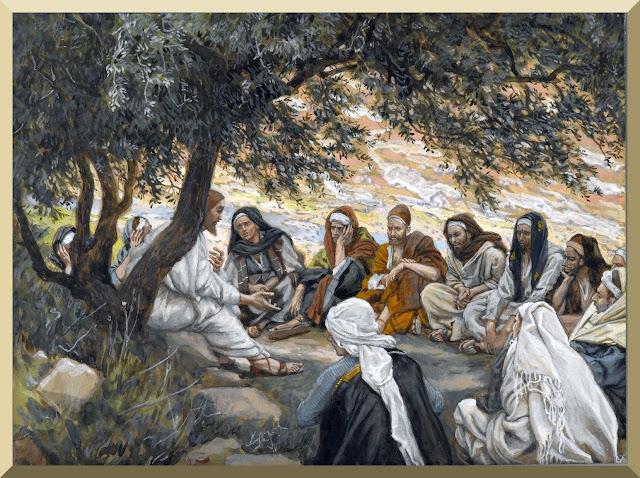 Luke 14: 25 - 33