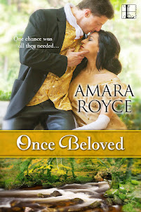 ONCE BELOVED (Lyrical Press/Kensington)