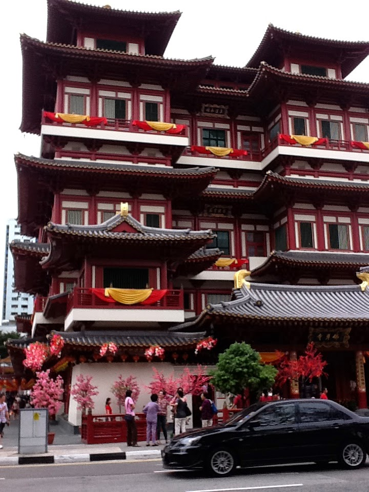 chua china town