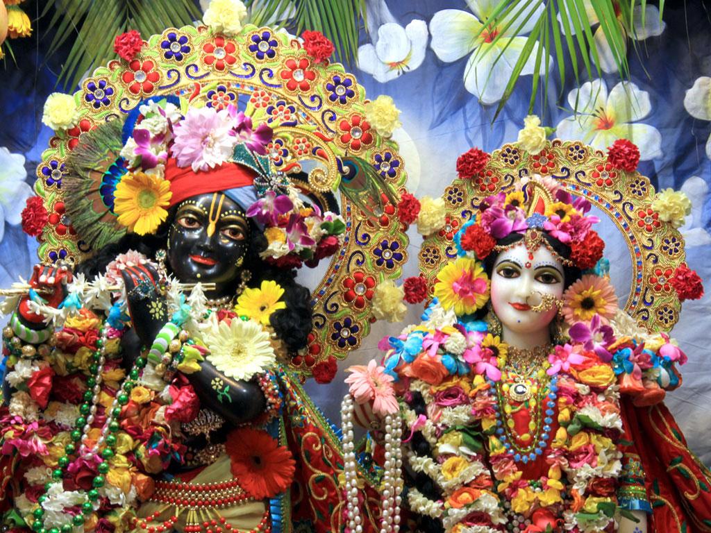 Hd wallpaper valmiki - Iskcon Radha Krishna Radha Krishna Hindu God