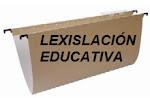 LEXISLACIÓN EDUCATIVA