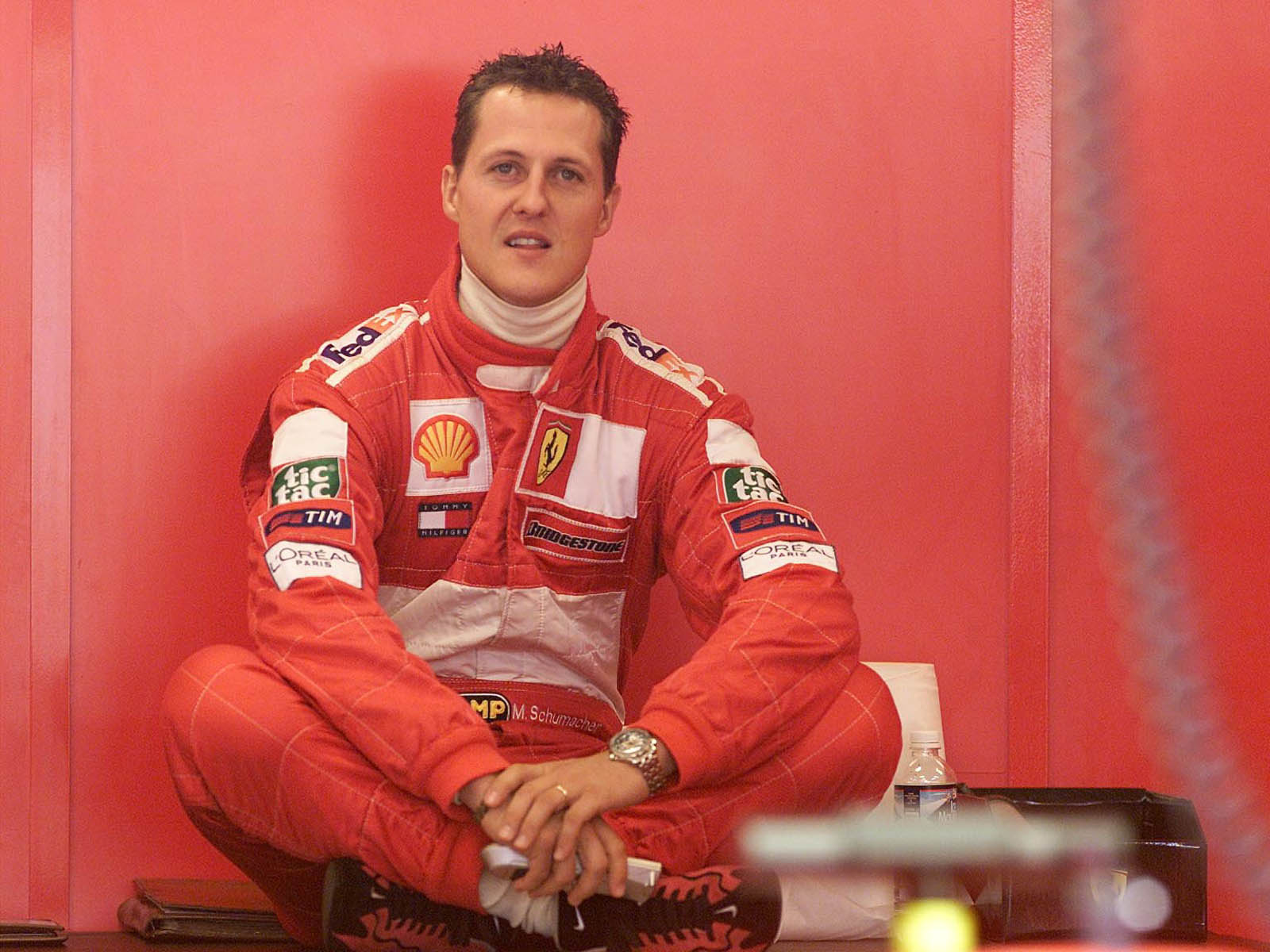 michael schumacher The formula one community has paid tribute to michael schumacher four years  on from the skiing accident that left him with horrific injuries.