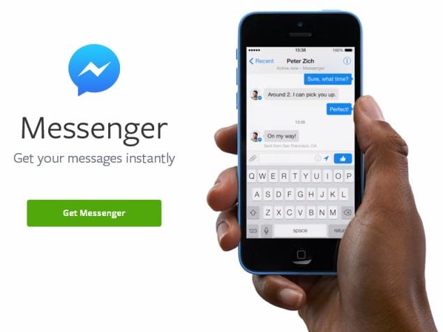 fb messenger apk latest version