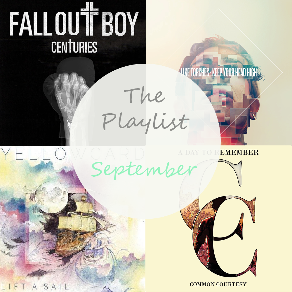 Hello Freckles The Playlist September