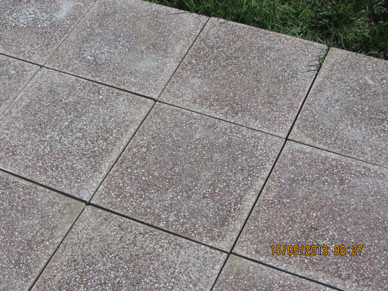 Blooming Rails Garden Nanny Granite Pavers For Your Patio